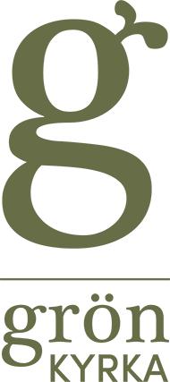 Logotyp Grön kyrka